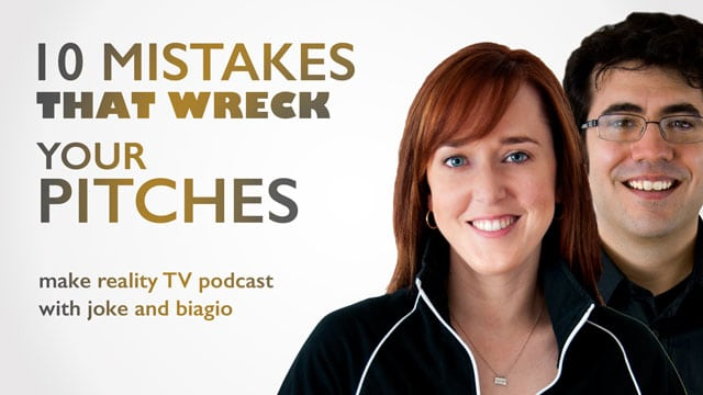 10 Mistakes That Wreck Your Pitches