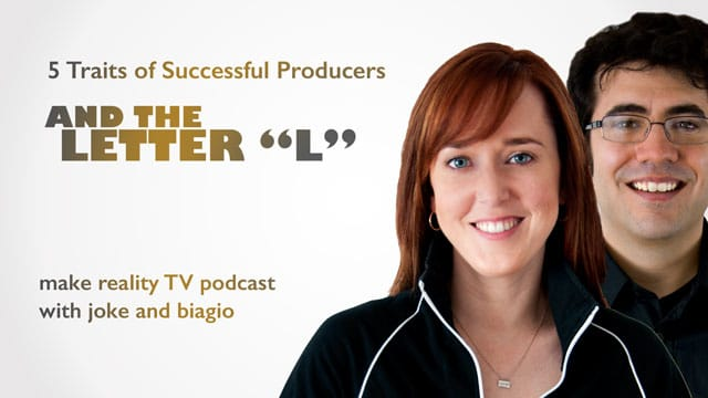 5 traits of successful film and tv producers and the letter l