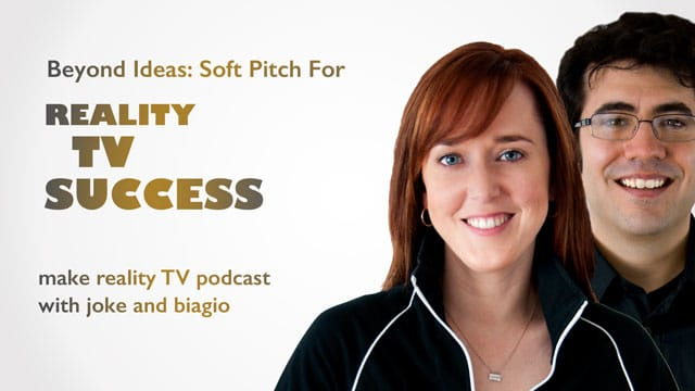 The Soft Pitch - Reality TV Pitch Success