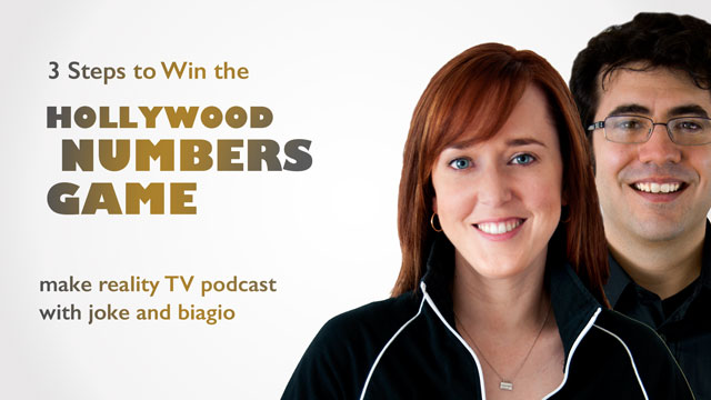 3 Steps to Win the Hollywood Numbers Game with Joke and Biagio
