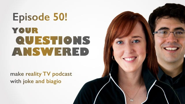 Producing Unscripted Episode 50 - Your Questions Answered