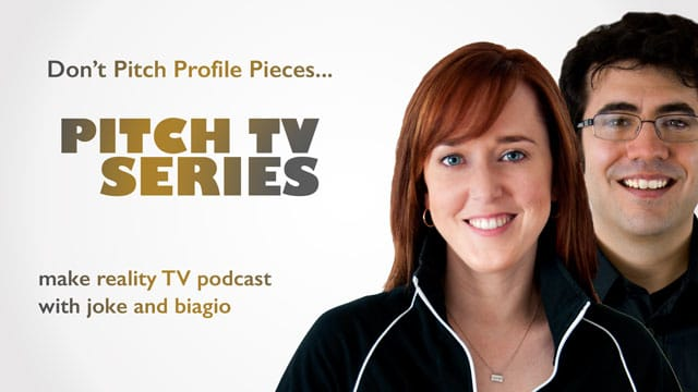 Pitch TV Series Not Profile Pieces