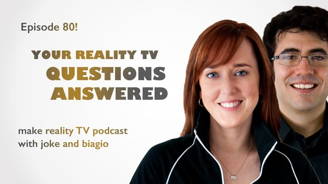 Reality TV Questions Answered