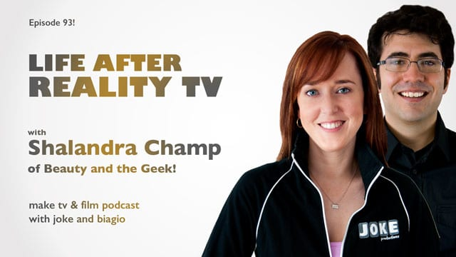 Life after reality TV with Shalandra Champ of Beauty and the Geek