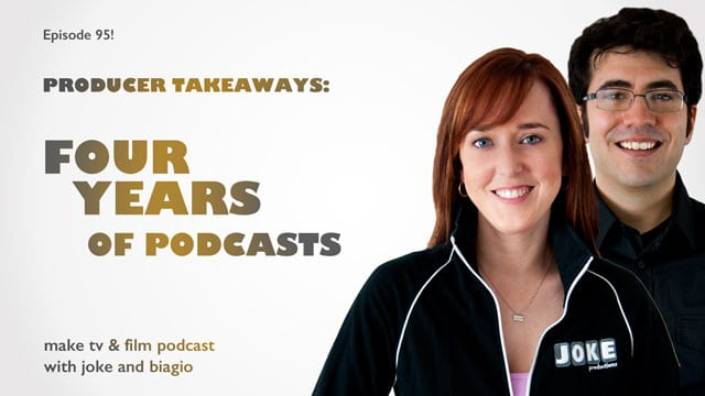 Producer Takeaways from Four Years of Producing Unscripted Podcast with Joke and Biagio