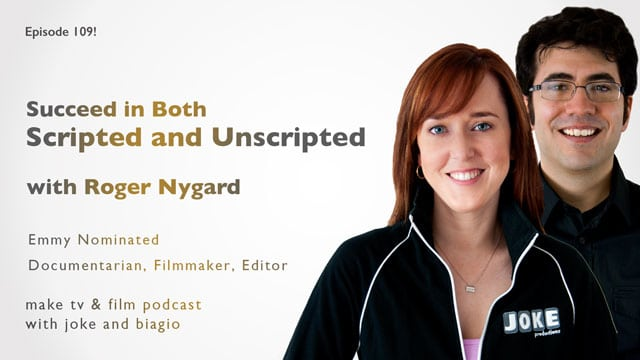Roger Nygard with Joke and Biagio - Scripted and Unscripted